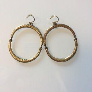 Lucky Brand | Gold-Tone Earrings